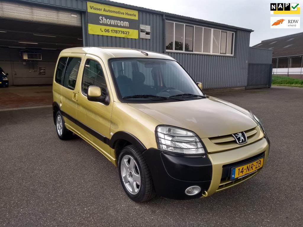 Peugeot Partner MPV occasion - Visser Automotive Heerle