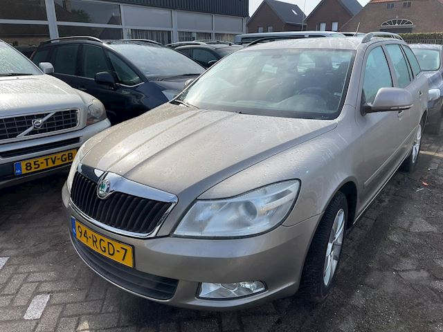 Skoda Octavia Combi 1.6 TDI Greentech Ambition Business Line