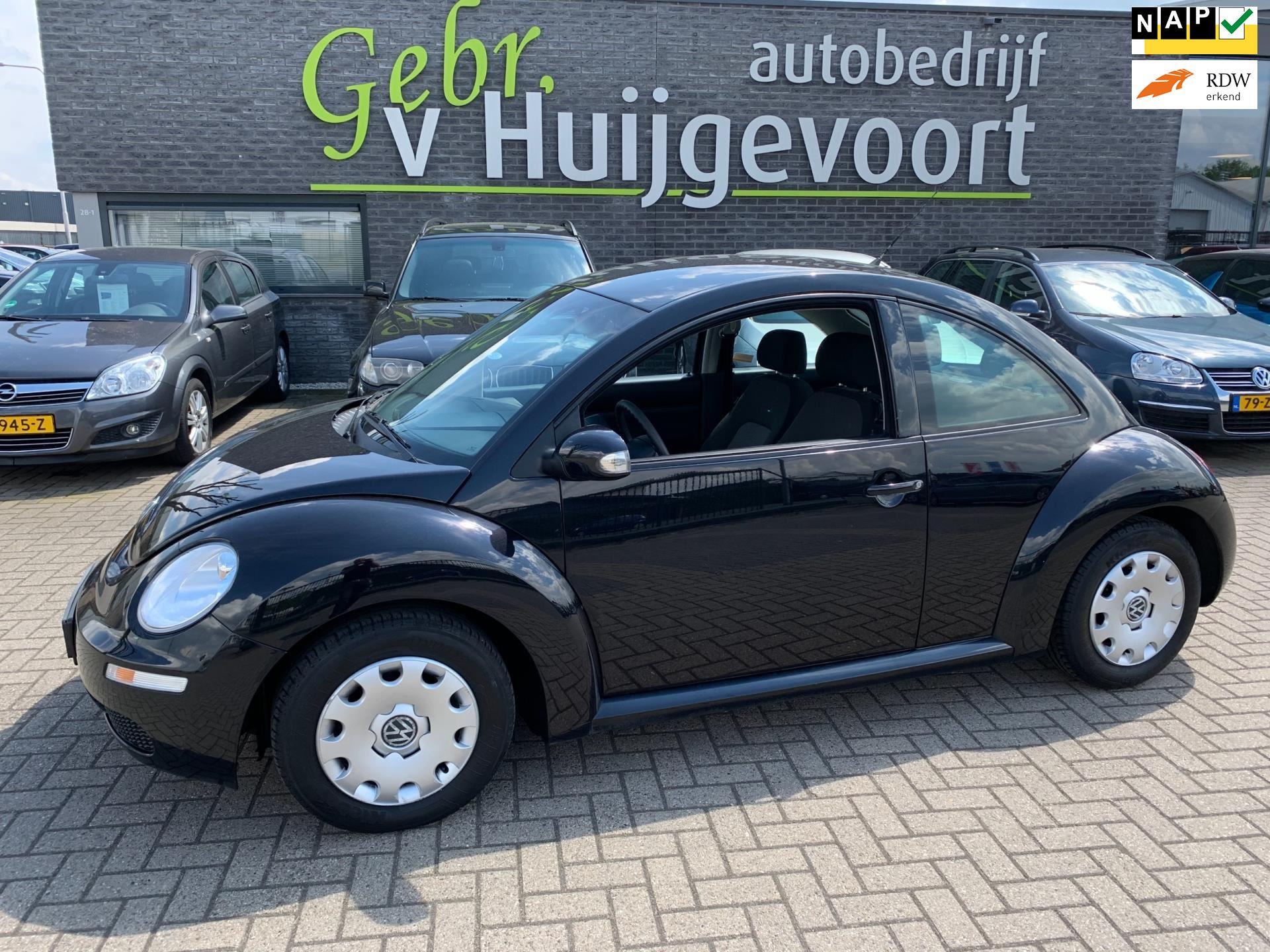 Volkswagen New Beetle occasion - Autobedrijf van Huijgevoort