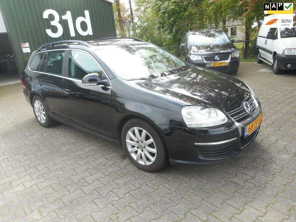 Volkswagen Golf Variant occasion - De Jonge Auto's