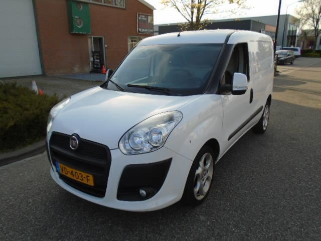 Fiat Doblò Cargo occasion - Autohandel Bamboe
