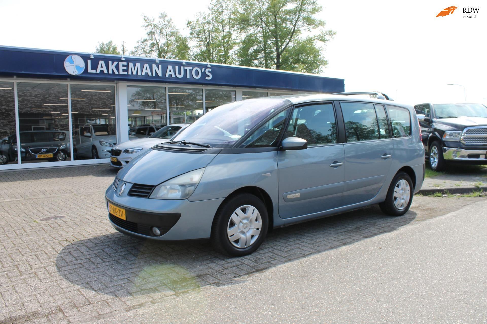 Renault Grand Espace occasion - Lakeman auto's Almere B.V.