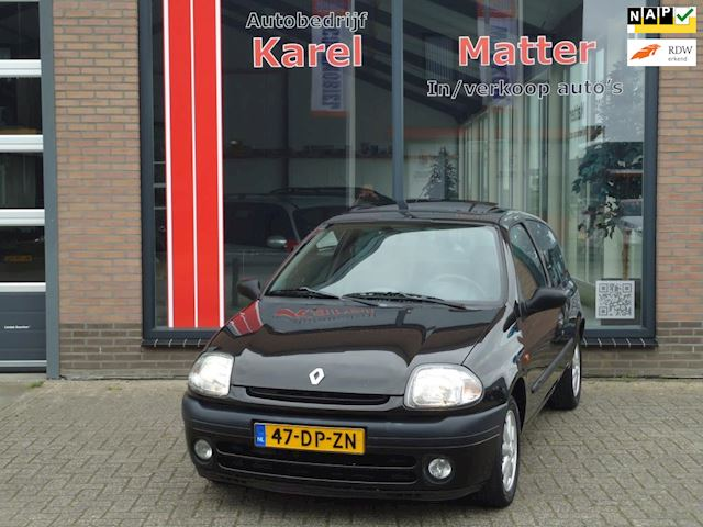 Renault Clio 1.4 RT *APK T/M 27-03-2022*