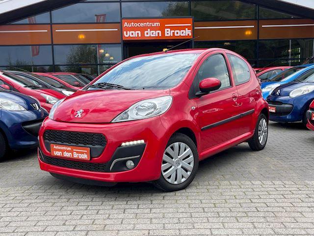 Peugeot 107 1.0 Première 5Drs Airco Led Elec Pakket Nieuwe Apk