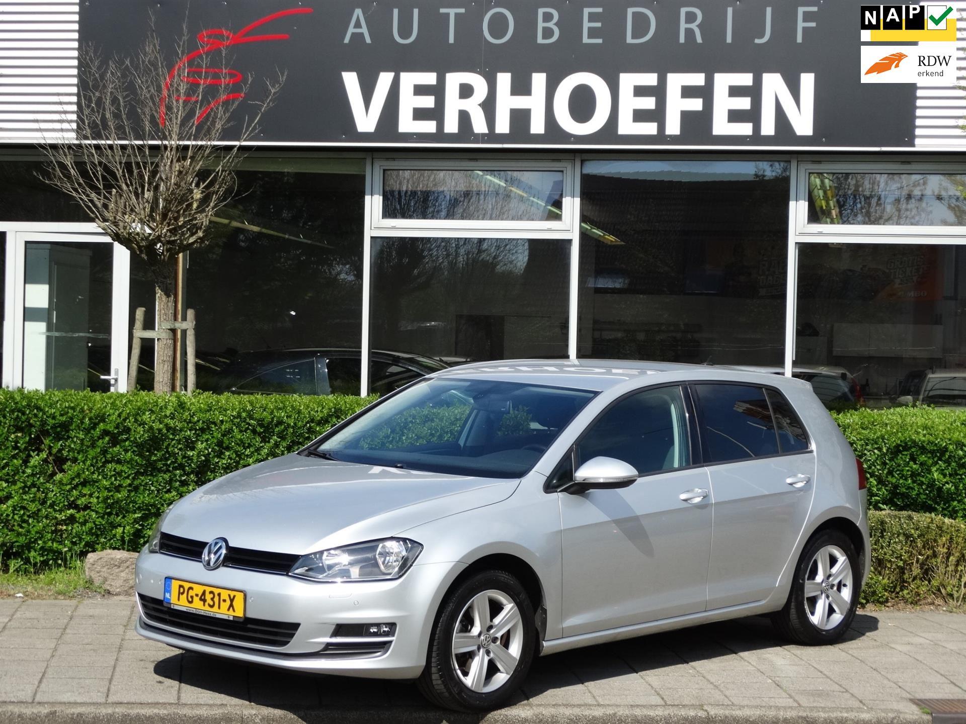 Volkswagen Golf occasion - Autobedrijf Verhoefen