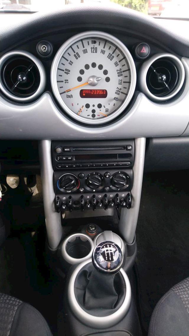 Mini Mini 1.6 Cooper Pepper MET VOL JAAR A.P.K. !!!