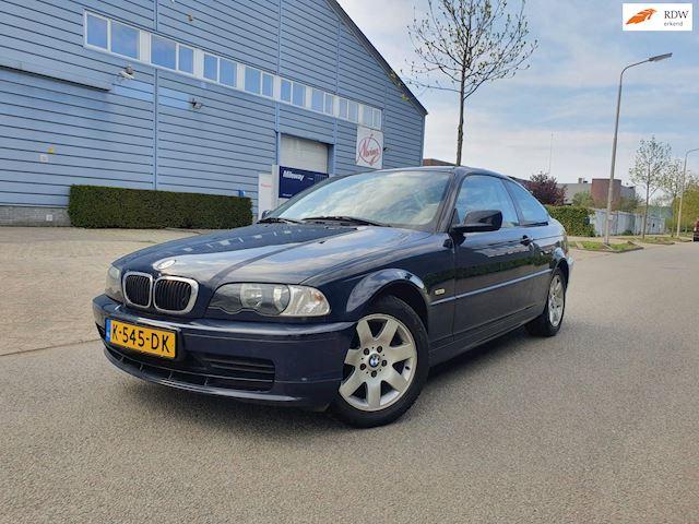 BMW 3-serie Coupé 318Ci/AIRCO/ 2 X SLEUTELS/ELEC.PAKET/NAP