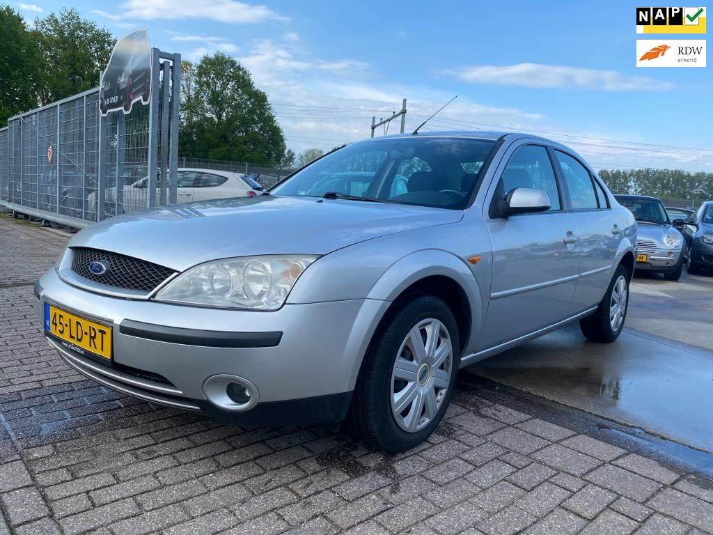 Ford Mondeo occasion - Van Wanrooy Auto's