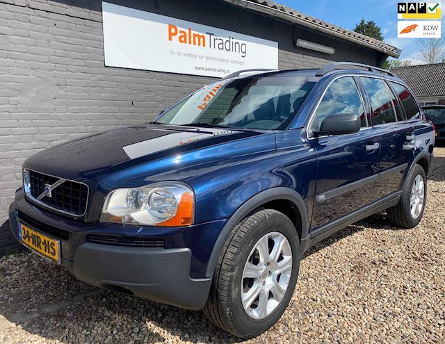 Volvo XC90 2.9 T6 Exclusive 2004 7 PERSOONS NAVI AIRCO  Youngtimer Zeer nette auto