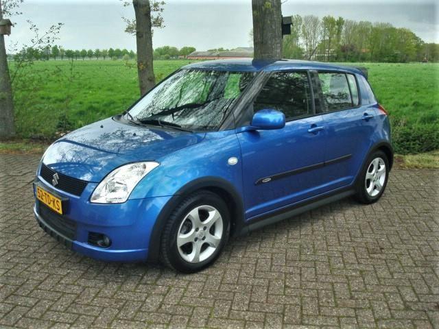 Suzuki Swift occasion - Auto Lowik