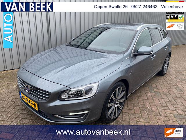 Volvo V60 2.4 D6 Twin Engine R-Design