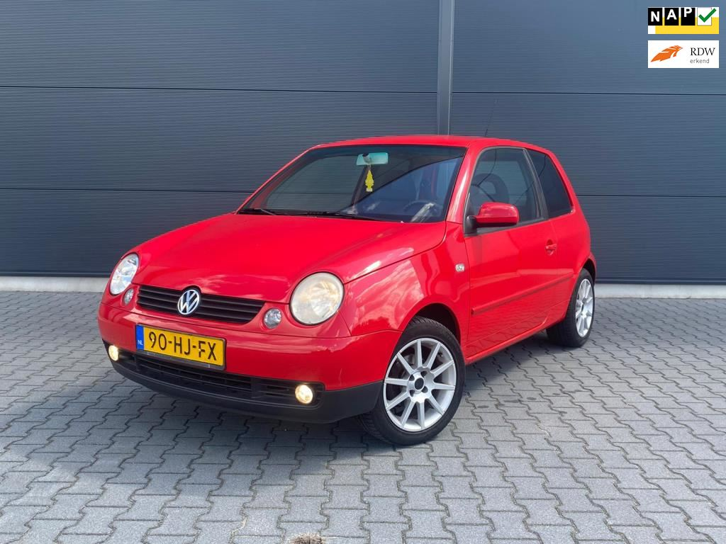Volkswagen Lupo occasion - Veld Auto's