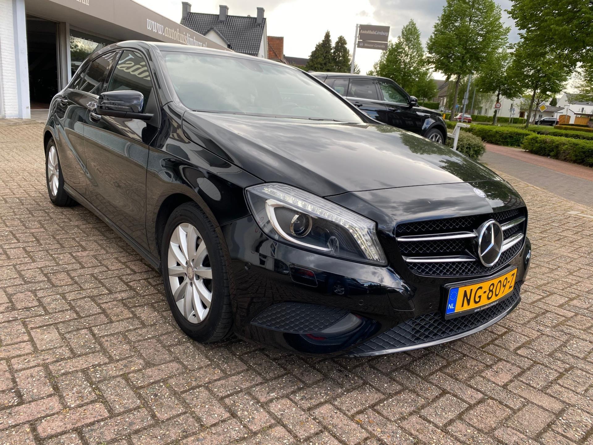Mercedes-Benz A-klasse occasion - AutoHuisLimburg