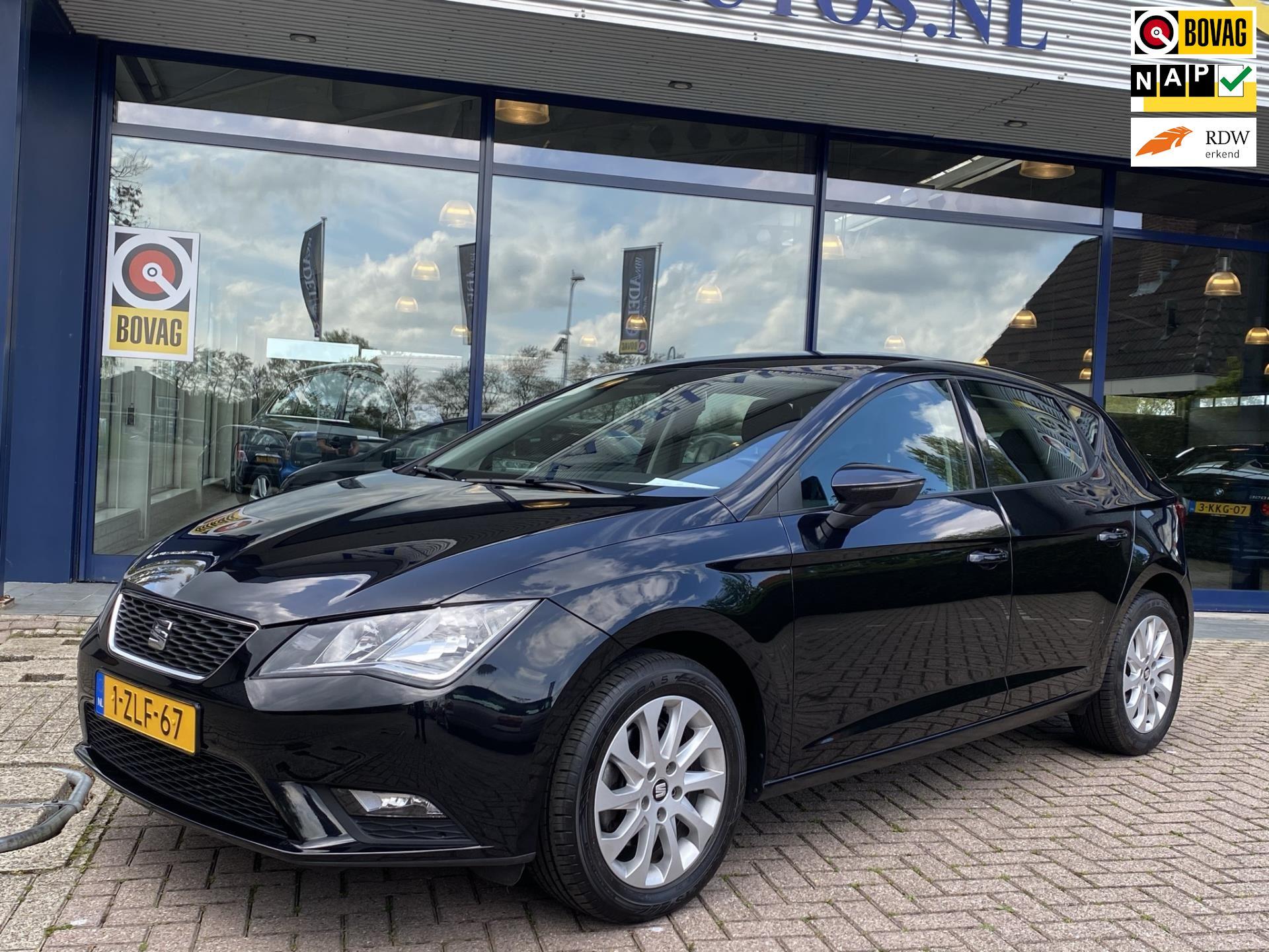 Seat Leon occasion - Van Adel Auto's