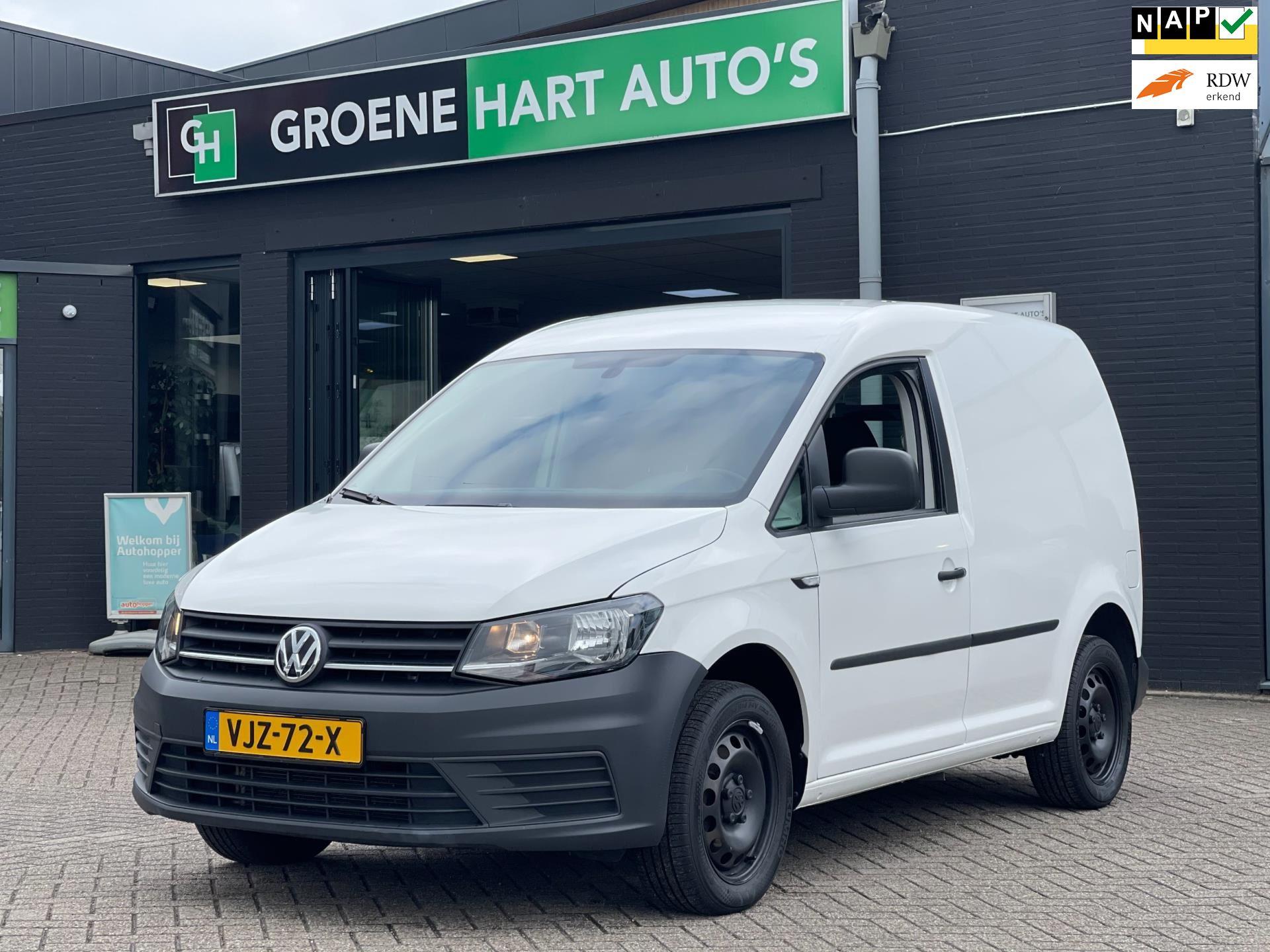 Volkswagen Caddy occasion - Groene Hart Auto's