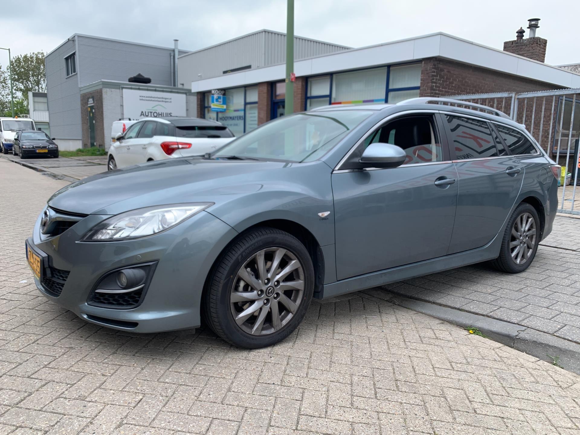 Mazda 6 Sportbreak occasion - Kose Auto's