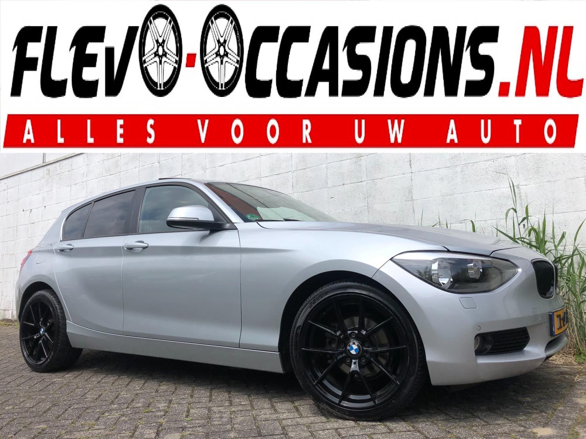 BMW 1-serie occasion - Flevo Occasions