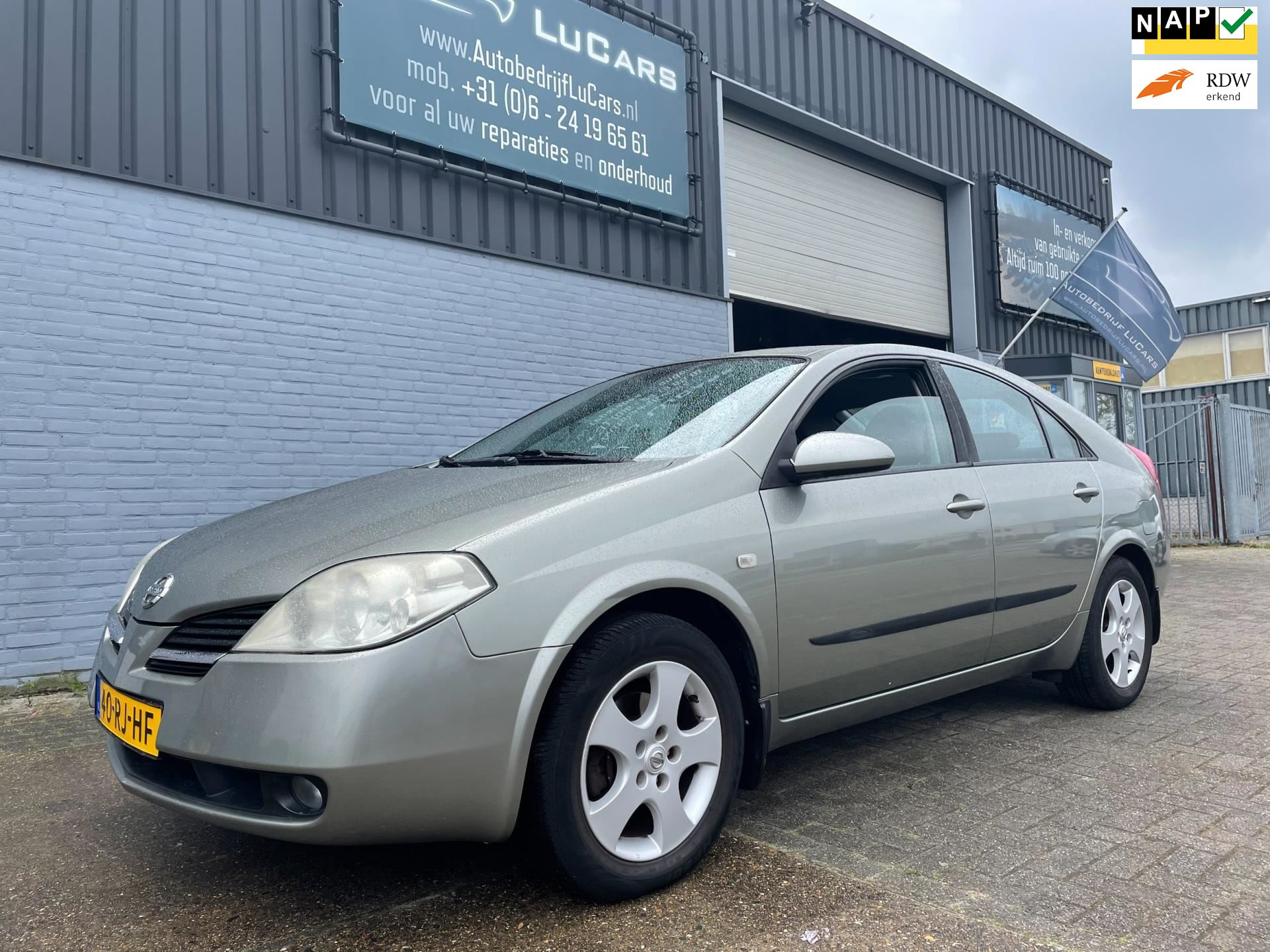 Nissan Primera occasion - LuCars