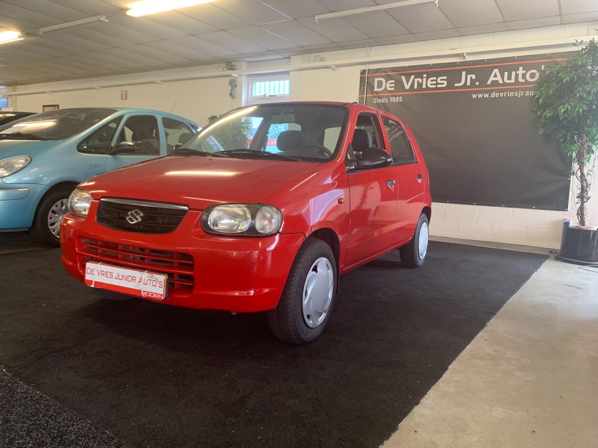 Suzuki Alto occasion - De Vries Junior Auto's
