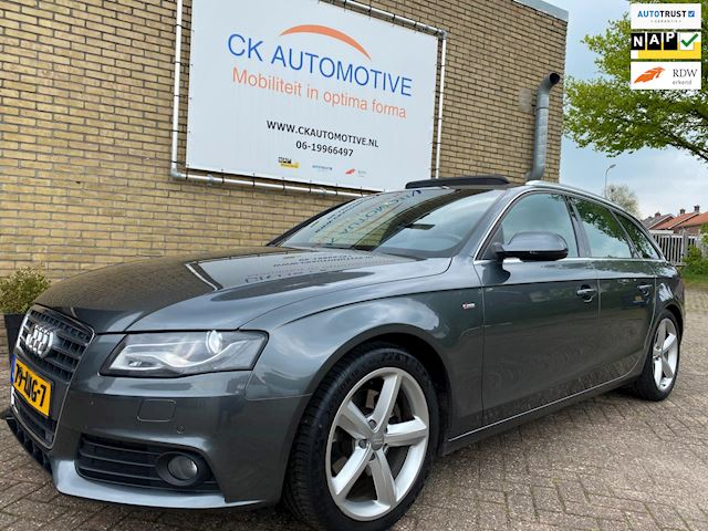 Audi A4 AVANT occasion - CK Automotive