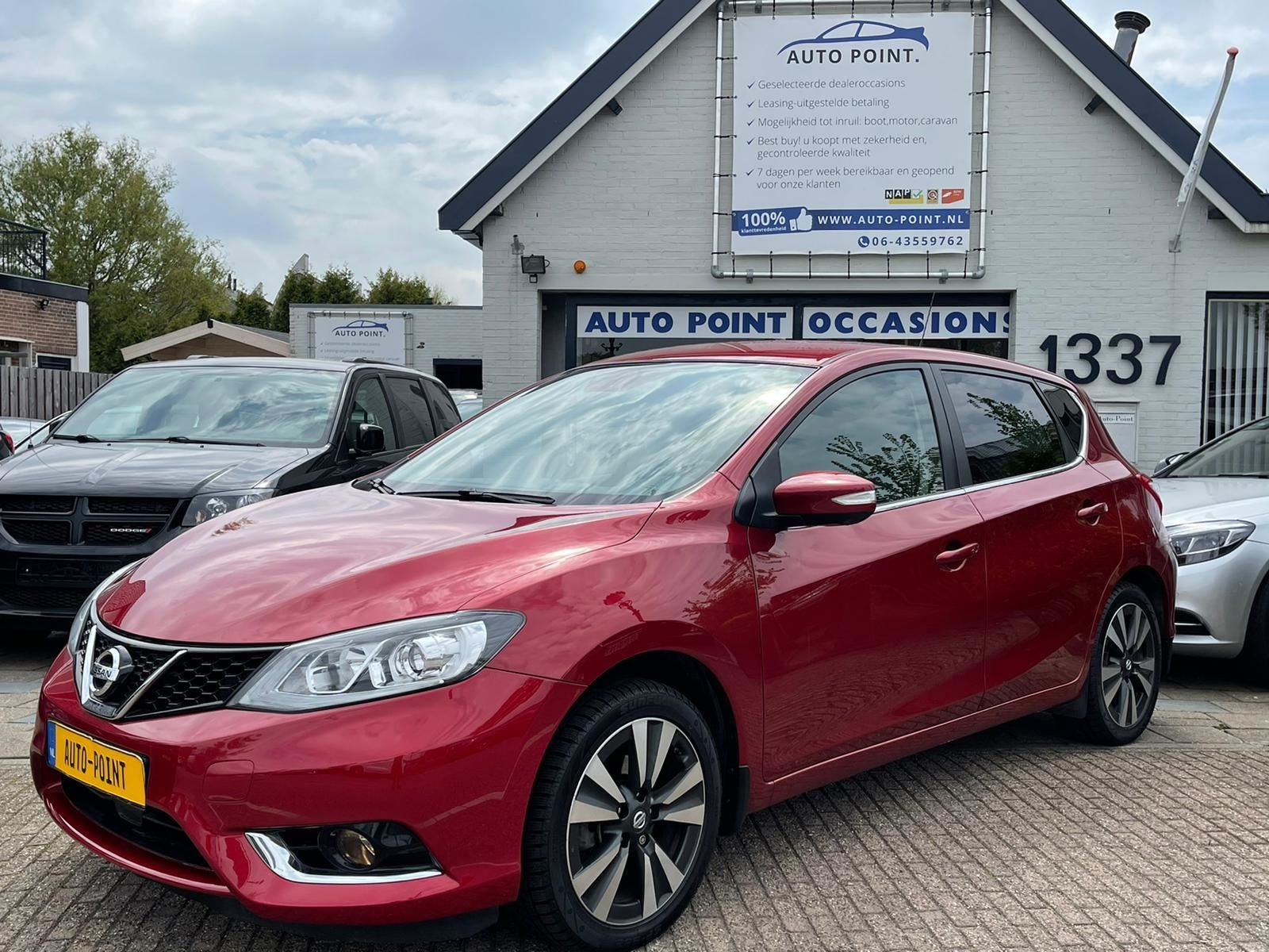 Nissan Pulsar occasion - Auto Point