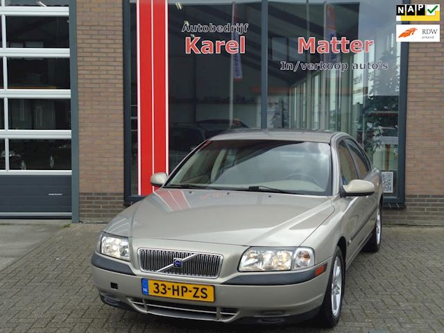 Volvo S80 2.4 *NETTE AUTO* *APK T/M 11-05-2022*