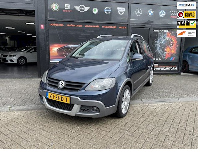 Volkswagen Golf Plus 1.9 TDI Trendline Business