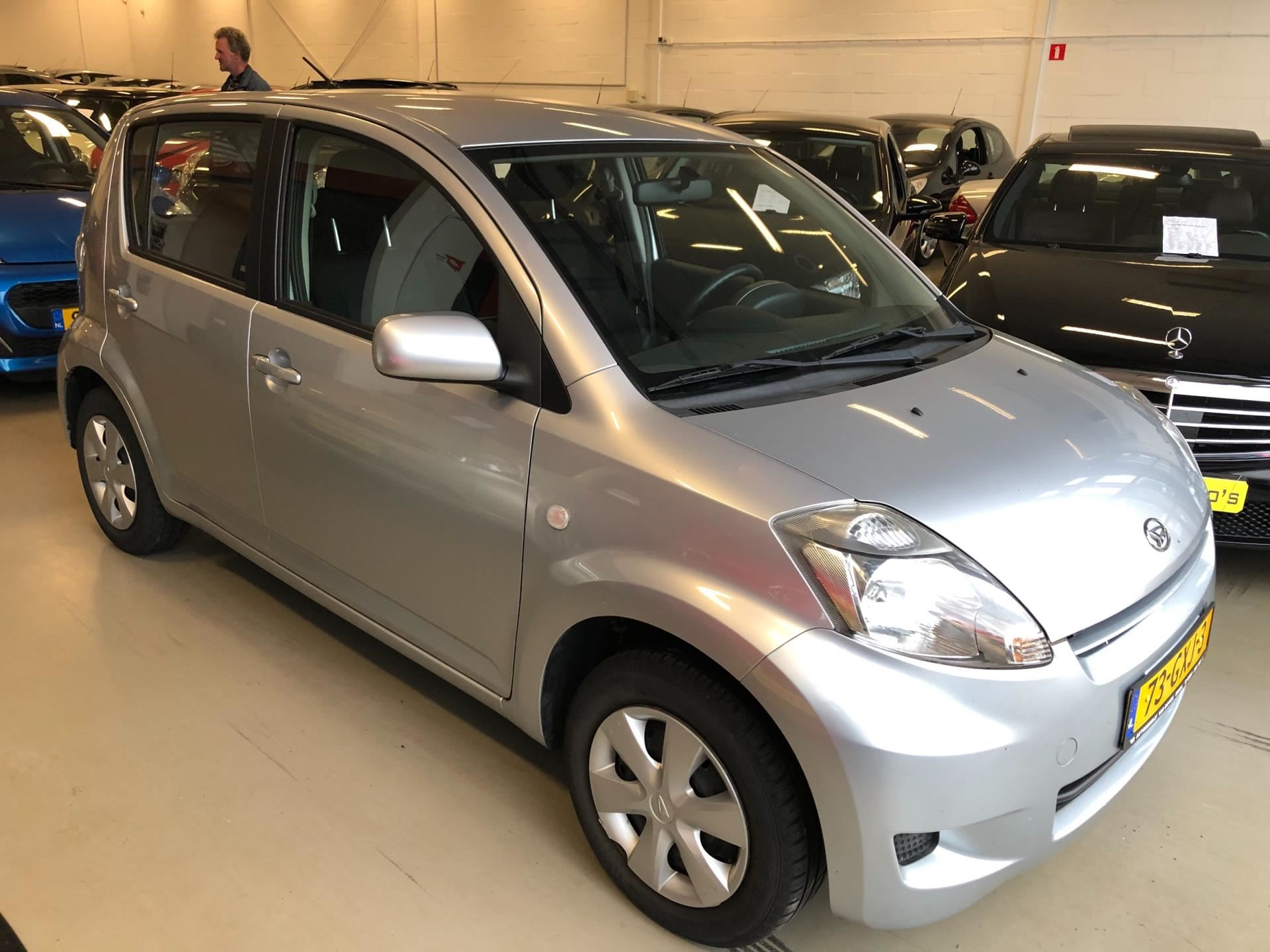 Daihatsu Sirion 2 occasion - T&W Auto's
