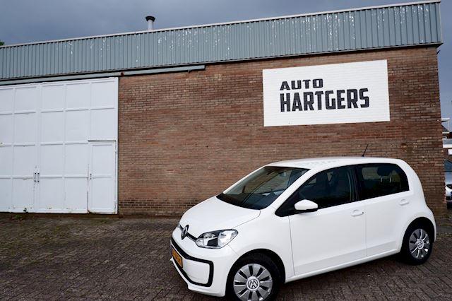 Volkswagen Up! 1.0 BMT move up!  5 deurs, Airco, Elec ramen.