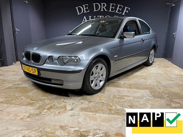 BMW 3-serie Compact 320td Comfort Line