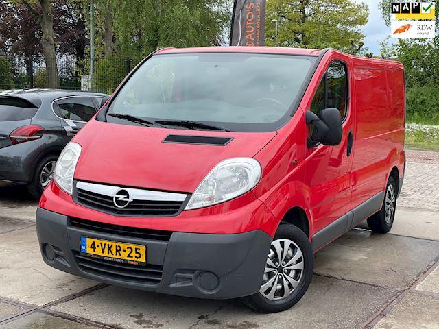 Opel Vivaro 2.0 CDTI L1H1 AIRCO NIEÜW APK 3 ZITPLAATSEN