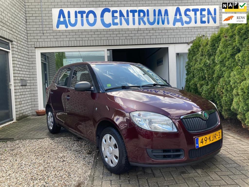 Skoda Fabia occasion - Auto Centrum Asten
