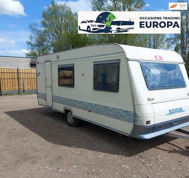 Adria 520 occasion - Caravanhandel Brabant - Sprundel