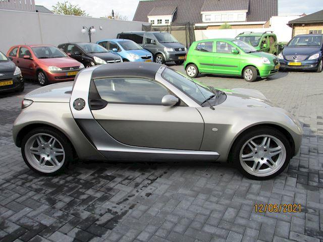 Smart Roadster 0.7 45 BRABUS AUTOMAAT 126 DKM !!