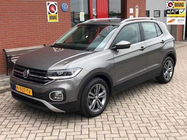 Volkswagen T-Cross 1.0 TSI Style Business R | LED | Automaat | Camera | Carplay | Stoelverw. | Adaptieve cruise control |