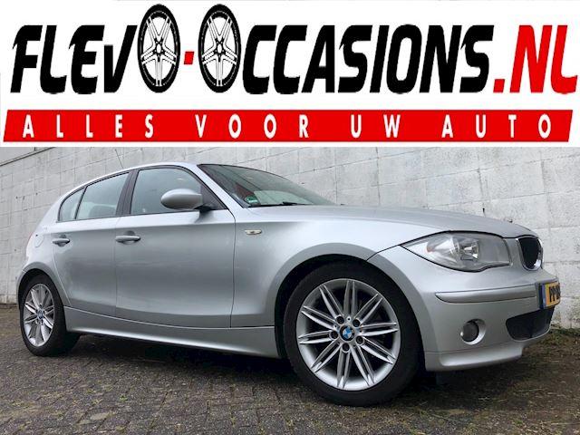 BMW 1-serie 120i Business Line Automaat M-Pakket 5DR APK Airco