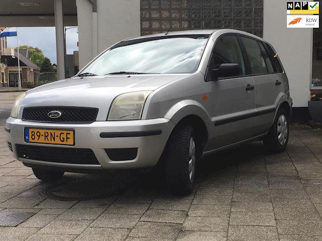 Ford Fusion occasion - Autobedrijf Bertus Foppen