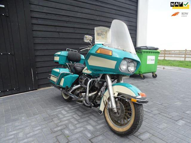 Harley Davidson Tour FLHS Electra Glide
