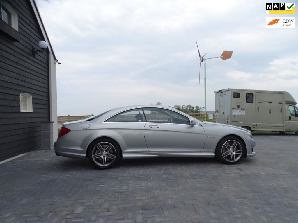 Mercedes-Benz CL-klasse occasion - Calimero Cars