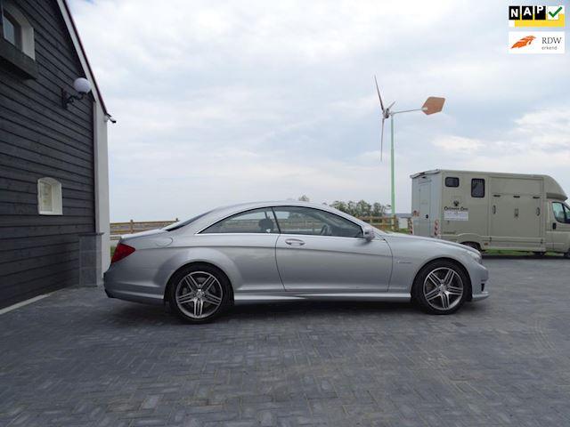 Mercedes-Benz CL-klasse 63 AMG