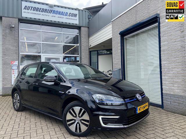 Volkswagen Golf 1.4 TSI GTE Connected Series NL.Auto/Navigatie/Cruise/Clima/Ex.Btw/1Ste Eigenaar