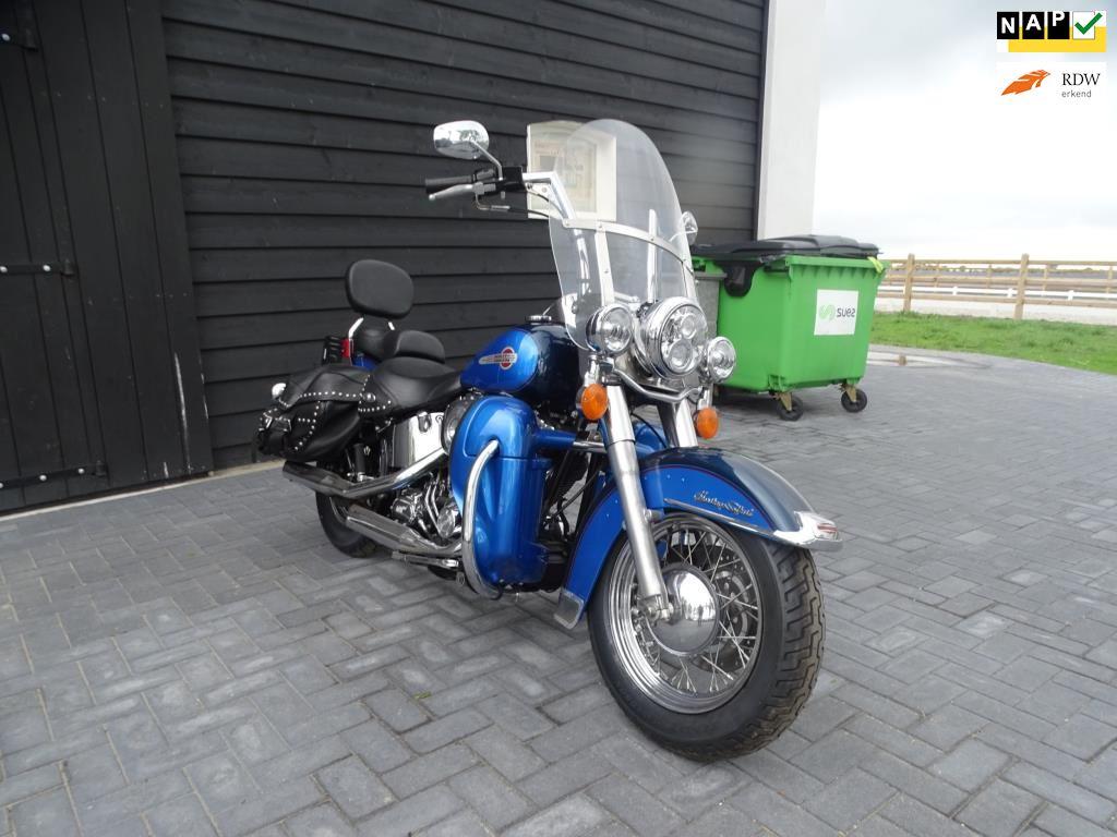 Harley Davidson Chopper occasion - Calimero Cars