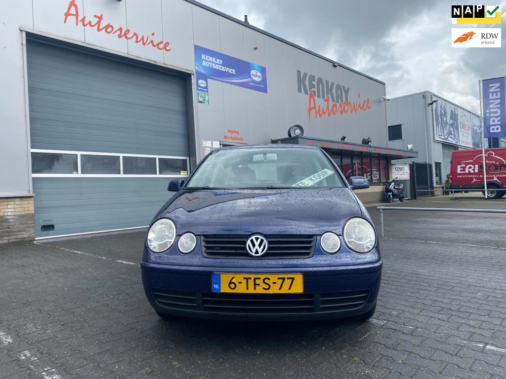 Volkswagen Polo occasion - Kenkay Autoservice