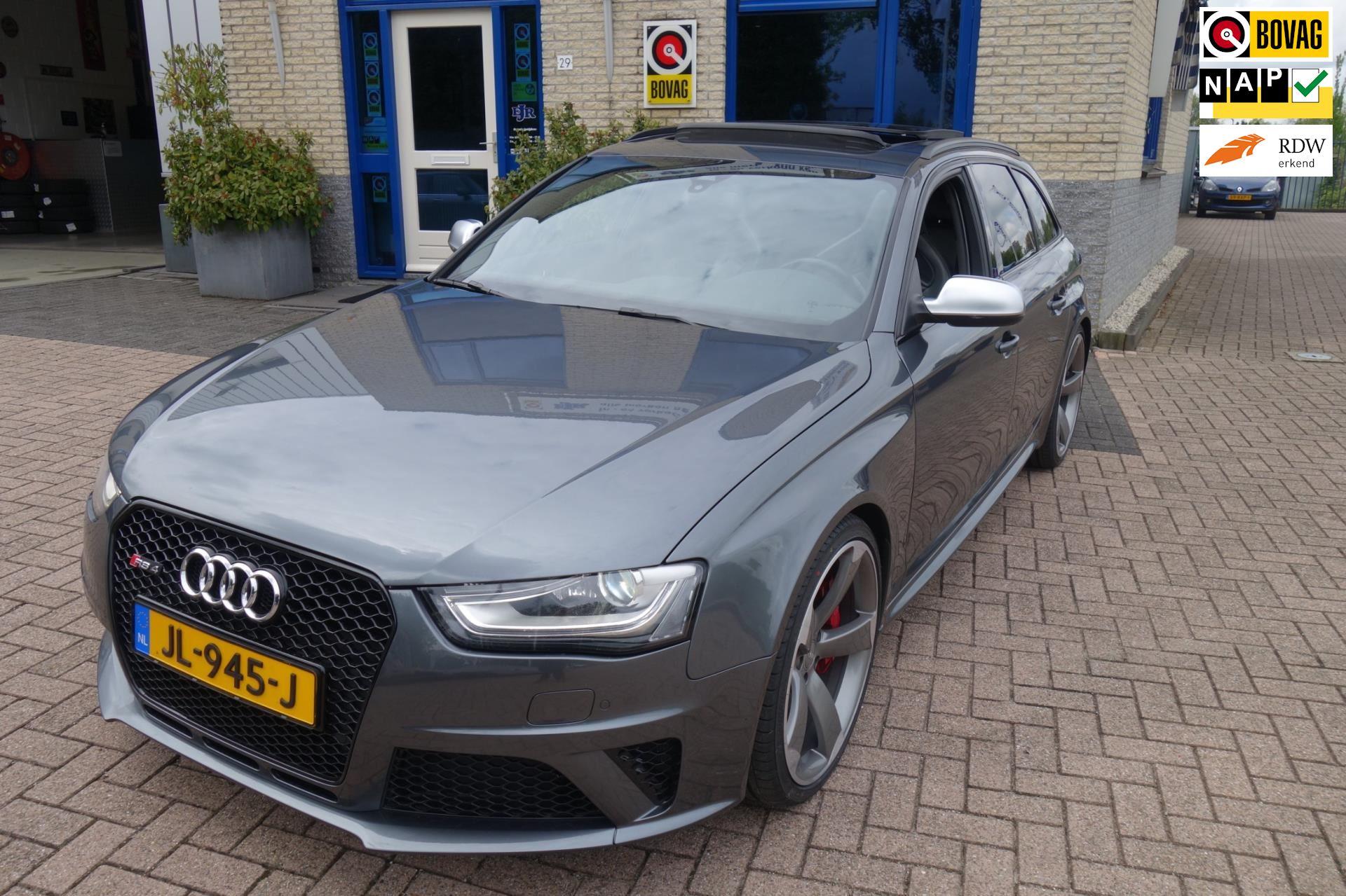 Audi RS4 Avant A4 occasion - Autobedrijf E.J. Rooy