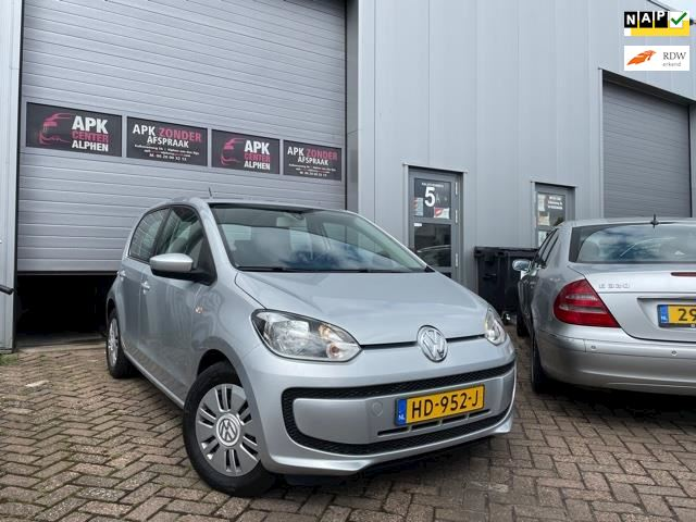 Volkswagen Up occasion - APK Center Alphen