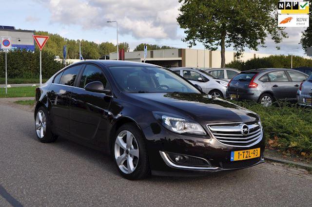 Opel Insignia 2.0 CDTI (190 pk!) EcoFLEX Business+/CLIMA AIRCO/NAVIGATIE/LM-VELGEN/nieuwe APK/NAP/ZEER COMPLEET/NIEUWSTAAT