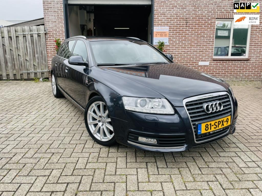Audi A6 Avant occasion - MJ Auto