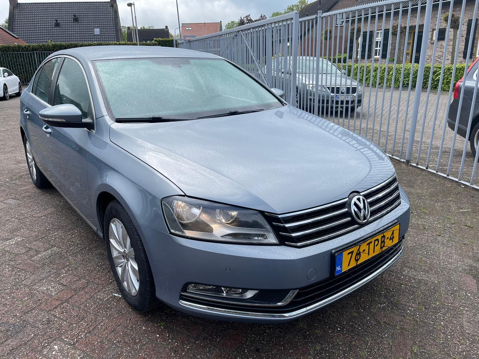 Volkswagen Passat occasion - DDM Export B.V.