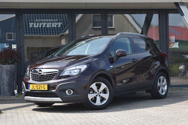 Opel Mokka occasion - Autobedrijf Tuitert