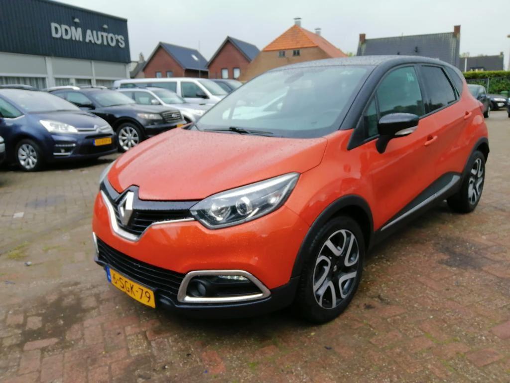 Renault Captur occasion - DDM Export B.V.